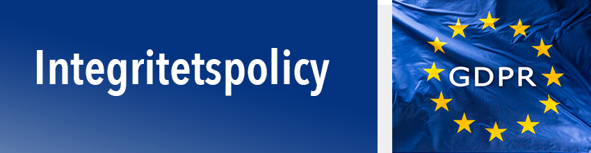 Integritetspolicy